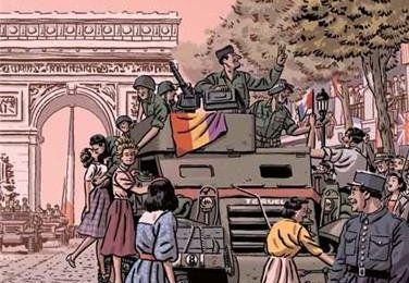 La Nueve : Les Républicains espagnols qui ont libéré Paris de Pablo Roca