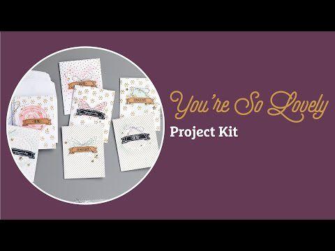 Kit  de projet De toute beauté