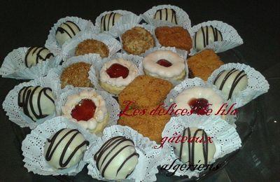 Mon plateau de gâteaux pour l'aid 2013