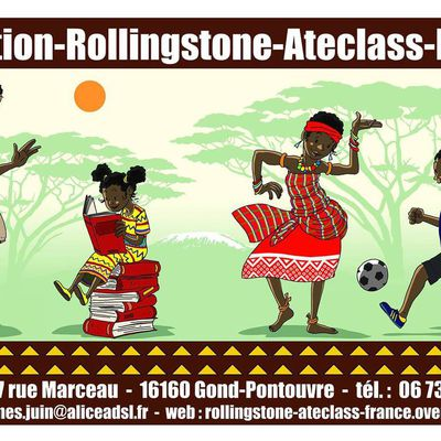 Fondation Rollingstone Ateclass France