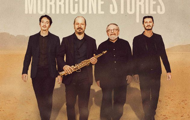 💿  Stefano Di Battista  • Morricone Stories