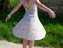 Juliet dress ou la robe de princesse qui tourne