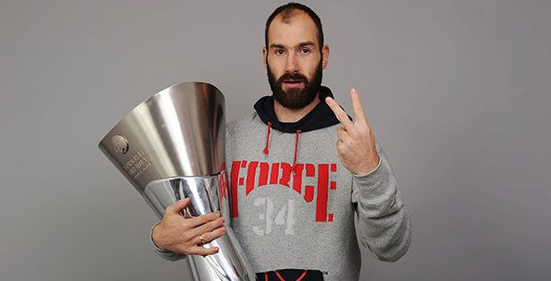 "Vassilis Spanoulis: "" I feel lucky and blessed"""