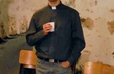 7 juillet : Un café avec l'abbé Gautier...