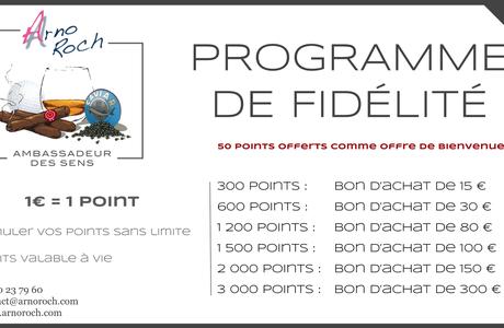Programme de FIDELITE