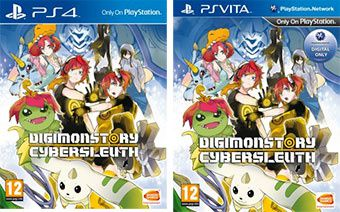 Digimon Story : Cyber Sleuth arrive sur #PS4 !
