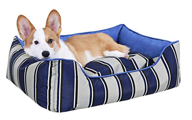 Bon plan - Panier lit pour chien ou chat - Songmics