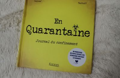 EN QUARANTAINE : Journal du confinement de Lapuss'
