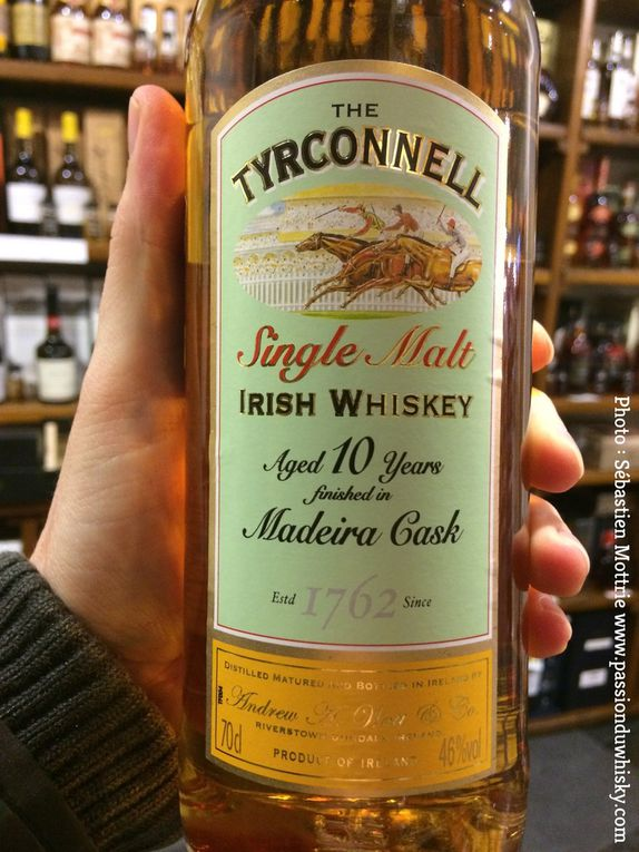 Tyrconnell 10Y Port and Madeira