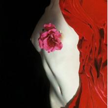 Nude with Camelia, 1950 Erwin Blumenfeld