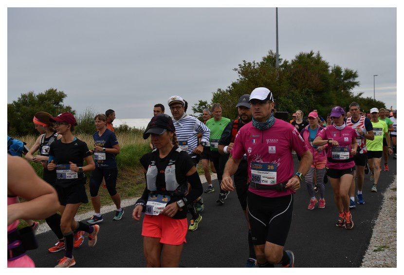 Barfleur : 2ème marathon de la pointe de Barfleur (1/3)