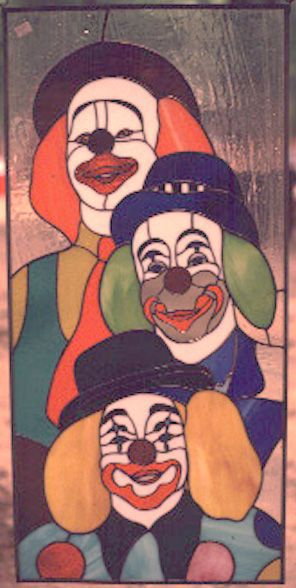 Clown family