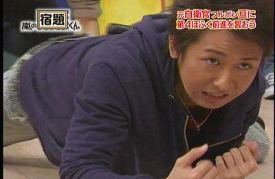 Arashi no Shukudai-kun 176 (08/03/10)