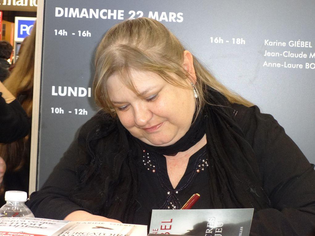MON salon du livre de Paris