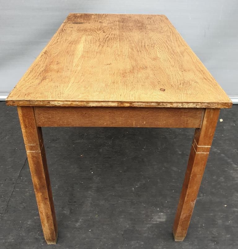 Table bureau vintage 1930 - vendu