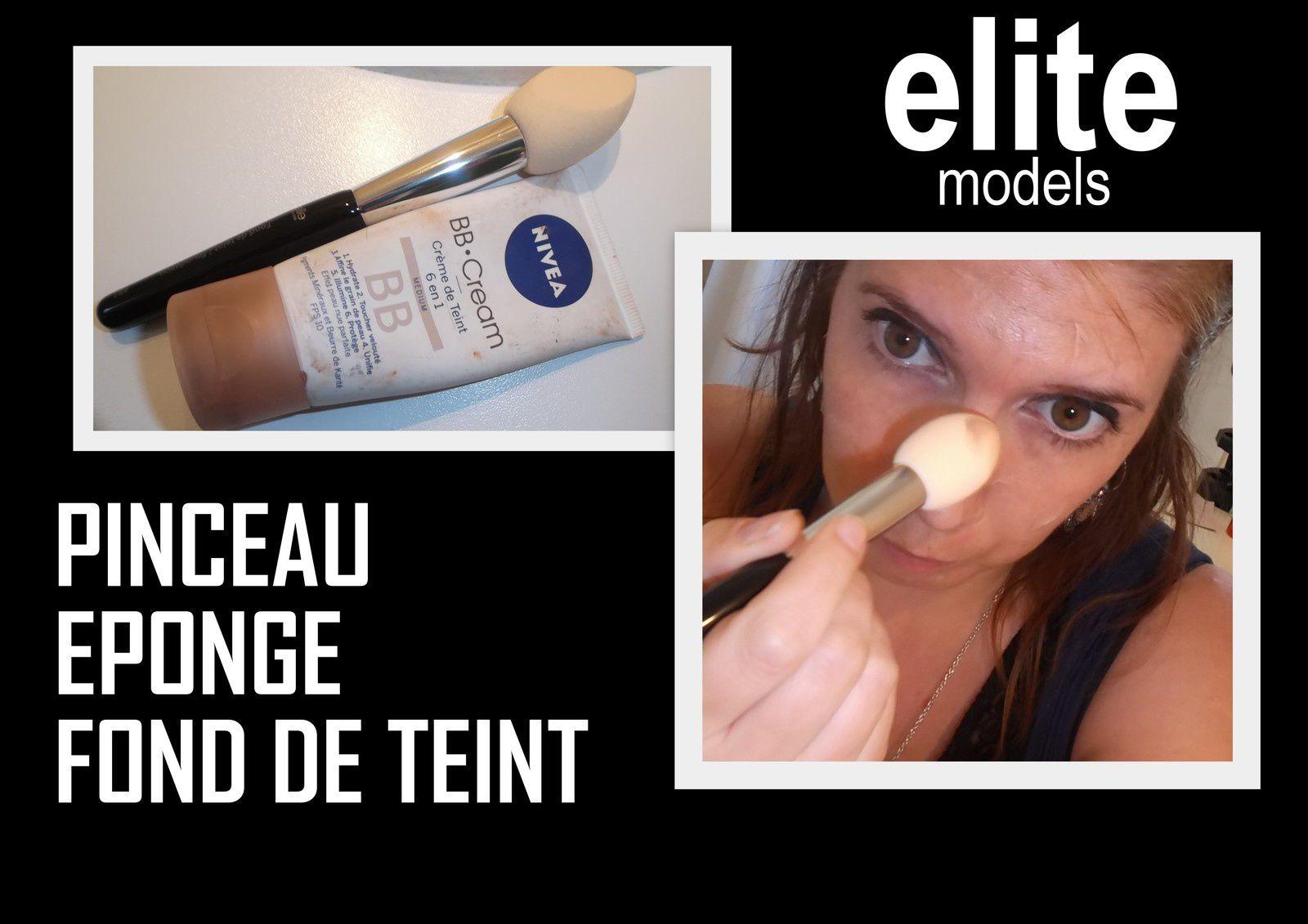 [RESULTAT] 3 pinceaux maquillage Elite Models #test #concours