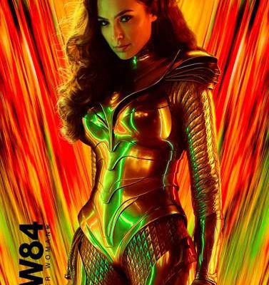 Wonder Woman 1984 - Bande Annonce VF