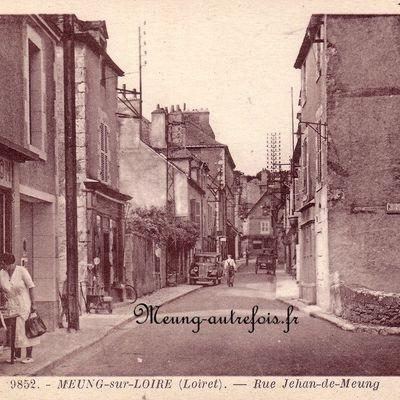 Rue Jehan de Meung