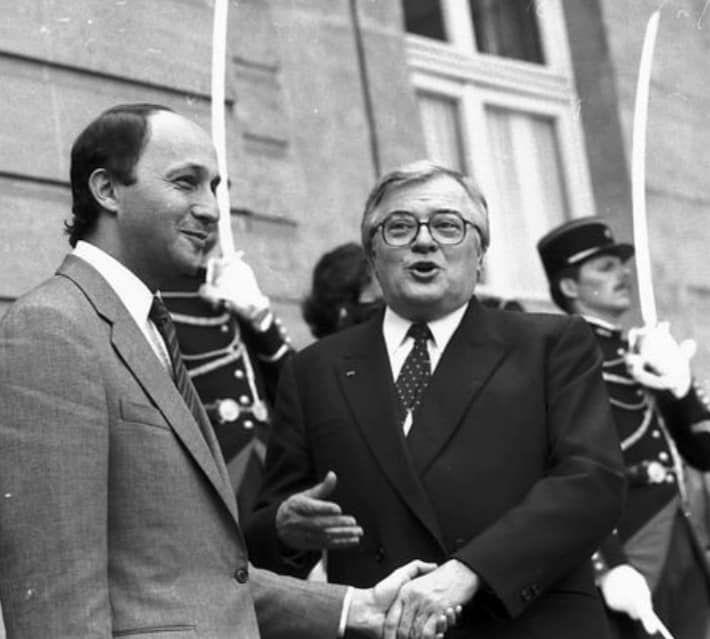 «Pierre MAUROY (1928-2013), premier ministre de François MITTERRAND, ou la Gauche populaire, de rupture» par Amadou Bal BA - http://baamadou.over-blog.fr/