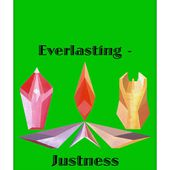 Everlasting-justness Text Yoga Mat for Sale by Michael Bellon