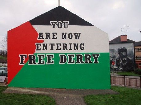 Du Bloody Sunday de Derry au Bloody Monday de Gaza