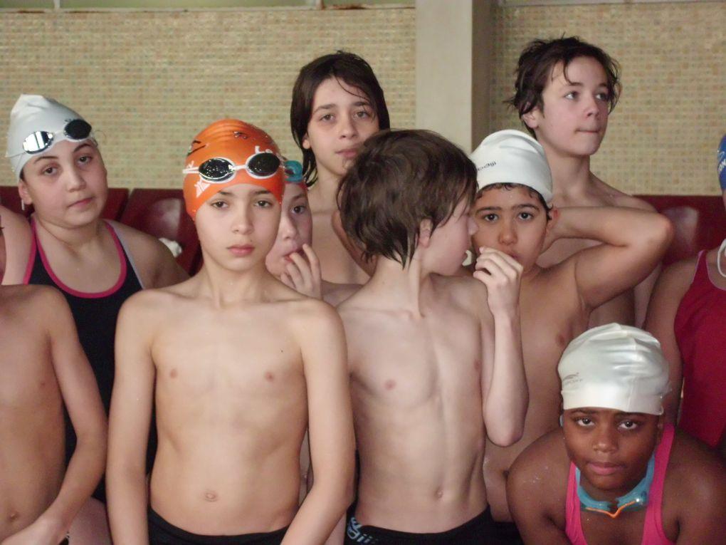 17 nageurs USMA