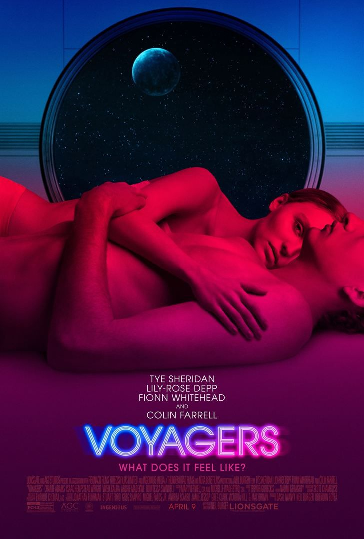 Voyagers (BANDE-ANNONCE) avec Colin Farrell, Tye Sheridan, Lily-Rose Depp
