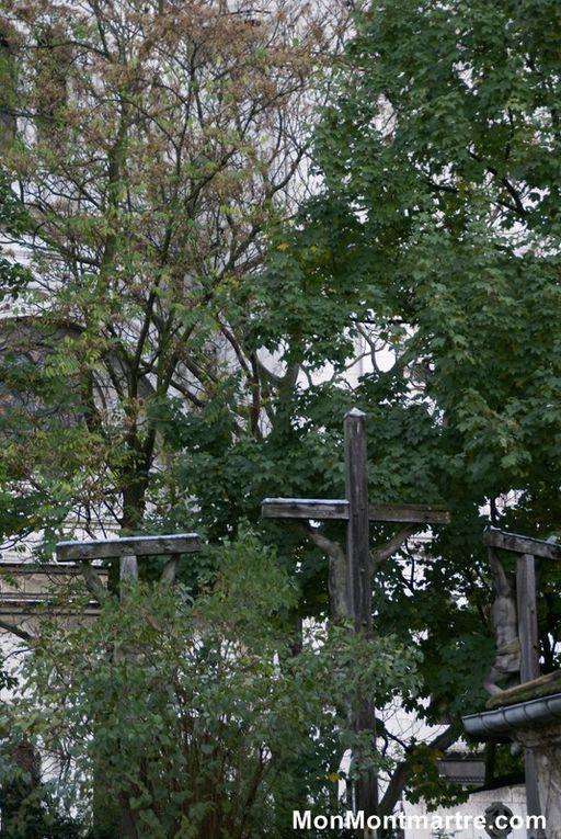Cimetière du Calvaire - Montmartre