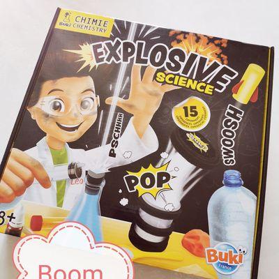 Une activité explosive pour le 14 juillet avec Buki