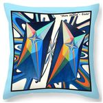 Art Panoply by Michaël BELLON - Throw Pillow