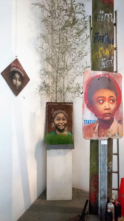 Ad Vietnam Eternam, l'expo solo de Guaté Mao