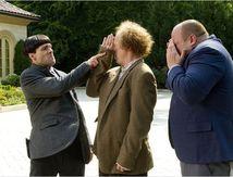Les trois corniauds (2012) des Frères Farelly