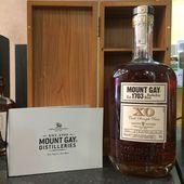Mount Gay XO - Cask Strength - - Passion du Whisky