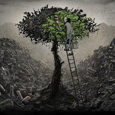 La destruction de la Nature