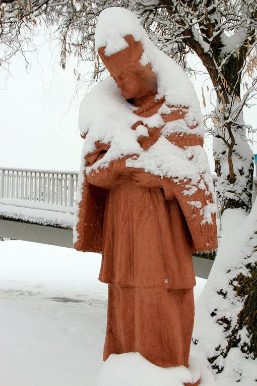 Album - Winter im Veitshöchheimer Altort
