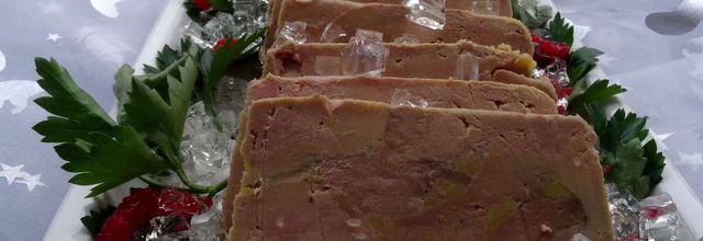 Foie gras de canard au Pineau