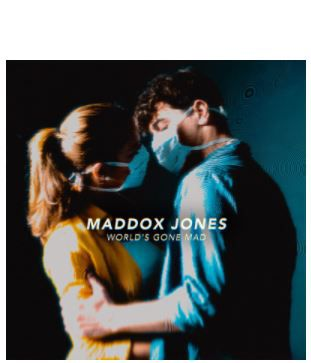 💿 Maddox Jones • WORLD'S GONE MAD