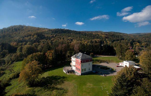 Lieu mariage et cérémonie laïque Alsace : la Villa Mathis