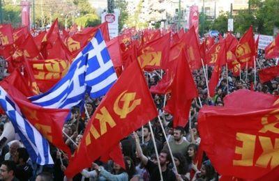 PARLEMENT EUROPÉEN : le Parti Communiste de Grèce (KKE) quitte le groupe de la Gauche unitaire européenne/Gauche verte nordique (GUE/NGL)