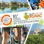 81 Semaine Fédérale de cyclotourisme Cognac 2019