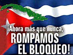 La présidence Obama prolonge le blocus économique criminel imposé par les Etats-Unis à Cuba depuis 50 ans