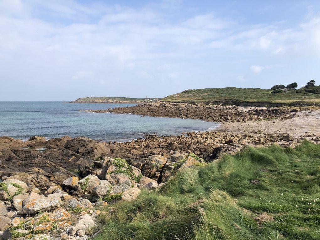 Randonnée Aller et Retour de l'Anse du Brick à l'Anse de la Mondrée - Cotentin - 15,8 km