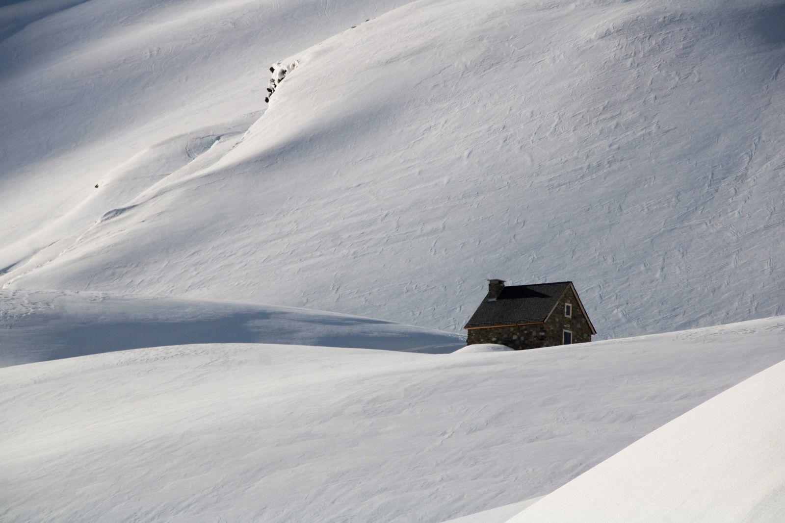 Cabane d'Aspé.