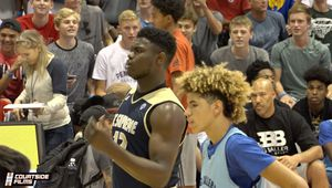 LaMelo Ball - Zion Williamson, le duel de l'année en high school