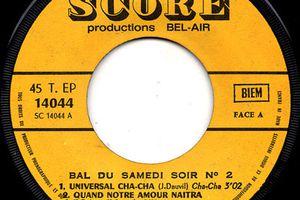 Robert Trabucco ses chanteurs et son orchestre musette - Bal du samedi soir N°2 - 1962