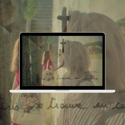 """Isabelle Seleskovitch dévoile nouveau clip """"Back in Rome"""""""
