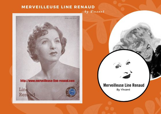PHOTO : Line Renaud Disque Pathé