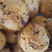 Muffins chocolat VS Muffins fruits rouge - WEBLIFE