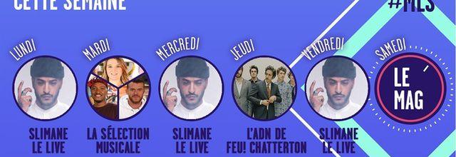 """Le programme de """"Monte le son"""" du 31 octobre au 5 novembre sur France 4"""