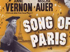 Song of Paris